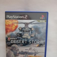 Videojuegos y Consolas: PLAY STATION 2 CONFLICT , DESERT STORM. Lote 245138810