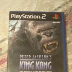 Jeux Vidéo et Consoles: SONY PS2 KING KONG PLAY STATION 2 COMPLETO. Lote 245336700