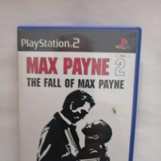 Jeux Vidéo et Consoles: PLAY STATION 2- MAX PAYNE 2-- THE FALL OF MAX PAYNE. Lote 245508895