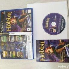 Videojuegos y Consolas: EL HOBBIT PLAYSTATION 2 PS2 COMPLETO PAL-ESPAÑA. Lote 245957385