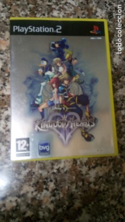 KINGDOM HEARTS PLAY STATION 2 (Juguetes - Videojuegos y Consolas - Sony - PS2)
