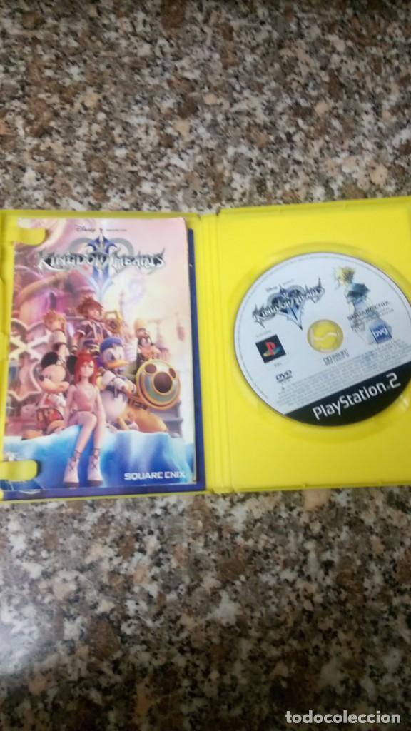 Videojuegos y Consolas: Kingdom hearts play station 2 - Foto 2 - 246018230