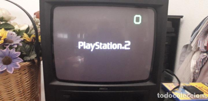 Videojuegos y Consolas: 08-00141-ps2 slim COMPLETA - Foto 4 - 246175420