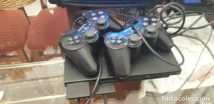 Videojuegos y Consolas: 08-00141-ps2 slim COMPLETA - Foto 5 - 246175420
