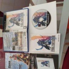Videojuegos y Consolas: FINAL FANTASY 12 XII PS2 PLAYSTATION 2 COMPLETO PAL-ESPAÑA. Lote 246204875