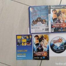 Videojuegos y Consolas: CRIMSON TEARS PS2 PLAYSTATION 2 COMPLETO PAL-ESPAÑA. Lote 246519875