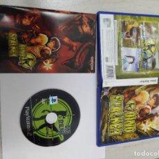 Videojuegos y Consolas: DINO STALKER PS2 PLAYSTATION 2 PAL-ESPAÑA COMPLETO ORIGINAL 100%. Lote 246522700