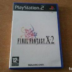 Videojuegos y Consolas: FINAL FANTASY X-2 PS2 PAL ESPAÑA COMPLETO. Lote 246569125