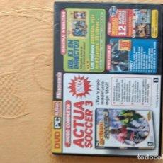 Videojuegos y Consolas: M-25 LOTE DE 3 DVD PLAYSTATION 2 CON DEMOS LOS DE FOTO. Lote 248175135