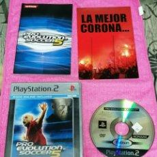 Videojuegos y Consolas: PRO EVOLUTION SOCCER 5: JUEGO Y MANUAL DE INSTRUCCIONES PARA PLAYSTATION 2 · PAL · PESO: 163 GRAMOS. Lote 253291390