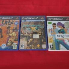 Videojuegos y Consolas: JUEGOS PLAYSTATION 2. Lote 253551155