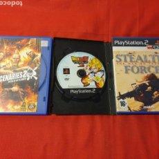Videojuegos y Consolas: ANTIGUOS JUEGOS PLAYSTATION 2. Lote 253553625