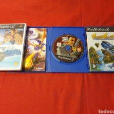 Videojuegos y Consolas: ANTIGUOS JUEGOS PLAYSTATION 2. Lote 253559430