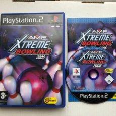 Videojuegos y Consolas: AMF XTREME BOWLING 2006 PS2 PLAYSTATION 2 PLAY STATION TWO KREATEN. Lote 254084740