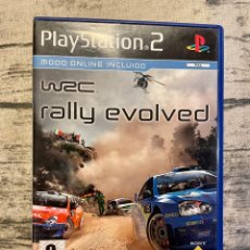 Videojuegos y Consolas: WRC RALLY EVOLVED PS2 PAL ESP. Lote 254179405