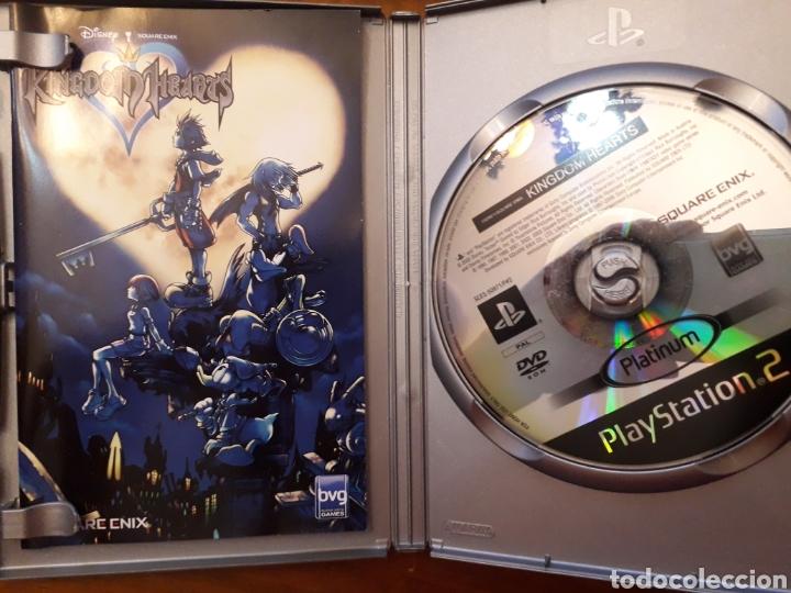 Videojuegos y Consolas: Kingdom Hearts Disney PlayStation 2Ps2 Juego videoconsola - Foto 2 - 254263080