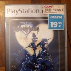 Videojuegos y Consolas: KINGDOM HEARTS DISNEY PLAYSTATION 2PS2 JUEGO VIDEOCONSOLA. Lote 254263080