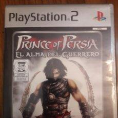 Videojuegos y Consolas: PRINCE OF PERSIA 2 EL ALMA DEL GUERRERO COMPLETO PLAYSTATION 2PS2 JUEGO VIDEOCONSOLA. Lote 254262940