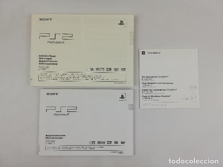 MANUALES PS2 (Juguetes - Videojuegos y Consolas - Sony - PS2)