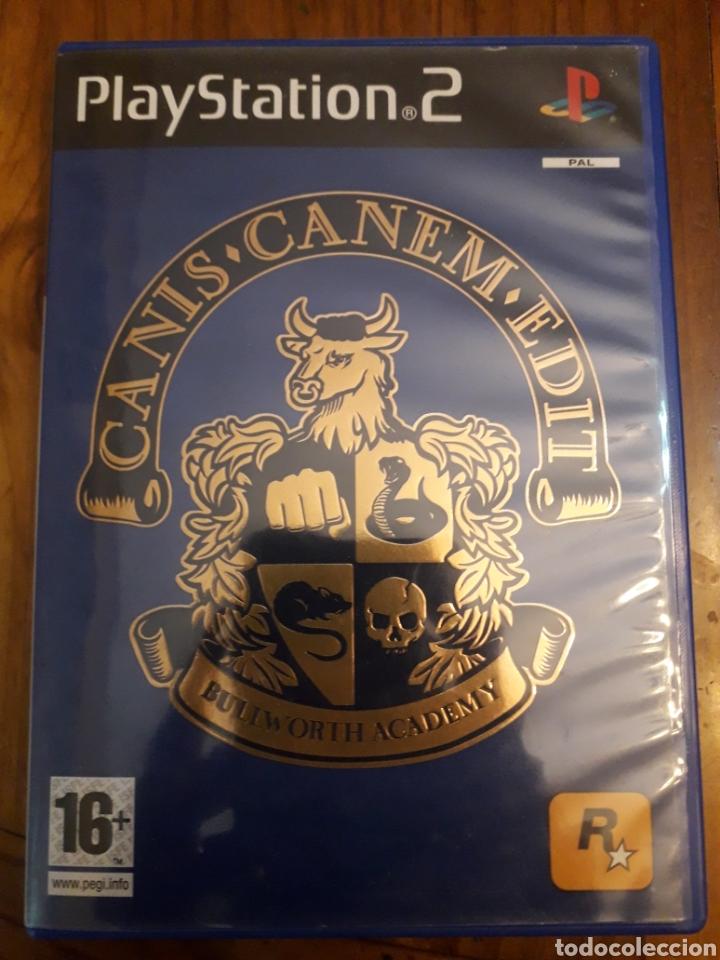 CANIS CANEM EDIT PS2 PLAYSTATION 2PS2 JUEGO VIDEOCONSOLA (Juguetes - Videojuegos y Consolas - Sony - PS2)