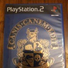 Videojuegos y Consolas: CANIS CANEM EDIT PS2 PLAYSTATION 2PS2 JUEGO VIDEOCONSOLA. Lote 254267685