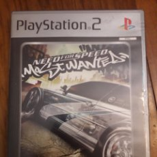 Videojuegos y Consolas: NEED FOR SPEED MOST WANTED PLAYSTATION 2 PS2 JUEGO VIDEOCONSOLA. Lote 254268595