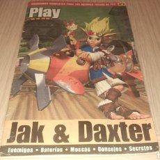 Videojuegos y Consolas: JAK & DAXTER - SOLUCIONES COMPLETAS PARA LOS MEJORES JUEGOS DE PS2. Lote 254286925