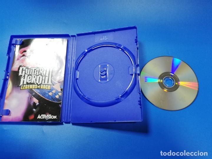 Videojuegos y Consolas: GUITAR HERO III. PLAYSTATION 2. MANUAL Y JUEGO. VER FOTOS. - Foto 4 - 254343100