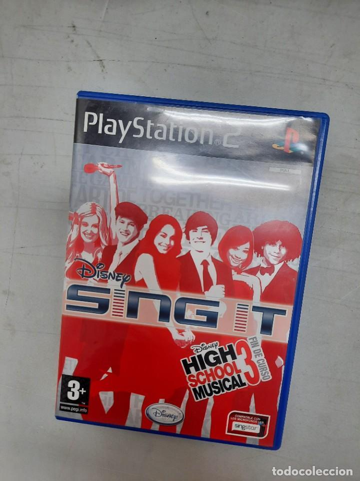 Videojuegos y Consolas: CONSOLA SONY PLASYSTATION 2 CON 9 JUEGOS - Foto 7 - 254927875