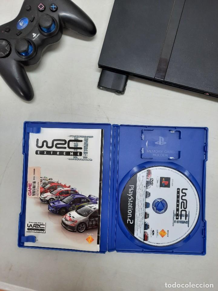 Videojuegos y Consolas: CONSOLA SONY PLASYSTATION 2 CON 9 JUEGOS - Foto 9 - 254927875