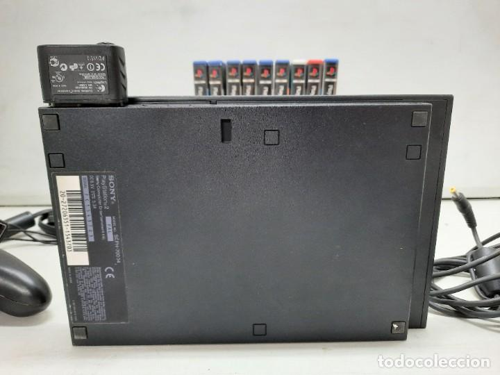 Videojuegos y Consolas: CONSOLA SONY PLASYSTATION 2 CON 9 JUEGOS - Foto 25 - 254927875