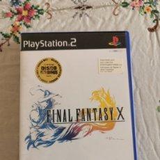 Videojuegos y Consolas: SONY PLAYSTATION 2 JUEGO FINAL FANTASY X. Lote 255387860