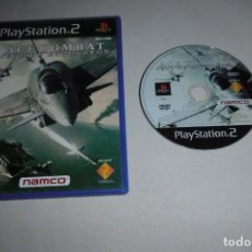 Videojuegos y Consolas: SONY PLASTATION 2 PS2 ACE COMBAT JEFE DE ESCUADRON PAL ESP. Lote 256003395
