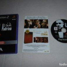 Videojogos e Consolas: SONY PLAYSTATION 2 PS2 EL PADRINO PAL ESP. Lote 256007700