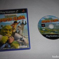 Videojuegos y Consolas: SONY PLAYSTATION 2 PS2 SHREK SUPER SLAM. Lote 256022570