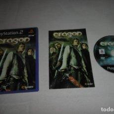 Videojuegos y Consolas: SONY PLAYSTATION 2 PS2 ERAGON COMPLETO PAL ESP. Lote 256025020