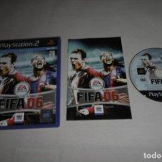 Videojuegos y Consolas: SONY PLAYSTATION 2 PS2 FIFA 06. Lote 256026660