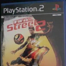 Videojuegos y Consolas: FIFA STREET 2 - PS2. Lote 256036980
