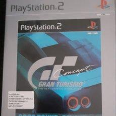 Videojuegos y Consolas: GRAN TURISMO CONCEPT 2002 TOKYO-GENEVA - PS2. Lote 256037990