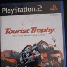 Videojuegos y Consolas: TOURIST TROPHY - THE REAL RIDING SIMULATOR - PS2. Lote 256038690