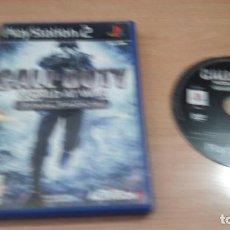 Videojuegos y Consolas: JUEGO PLAY 2 CALL OF DUTY WORLD AT WAR. Lote 256050800
