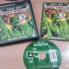 Videojuegos y Consolas: JUEGO PLAY 2 ARMY MEN SARGE'S HEROES 2. Lote 256051260