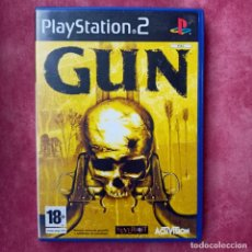 Videojuegos y Consolas: GUN PS2 PLAYSTATION 2. Lote 256167155