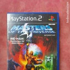 Videojuegos y Consolas: MASTERS OF THE UNIVERSE - SONY PLAYSTATION 2 PS2. Lote 256167625