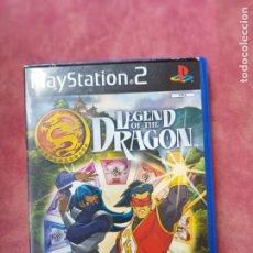 Videojuegos y Consolas: PLAYSTATION 2 PS2 LEGEND OF THE DRAGON PAL ESPAÑA. Lote 256167795