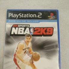 Videojuegos y Consolas: JUEGO NBA 2K9, PS2. Lote 257294570