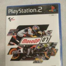 Videojuegos y Consolas: JUEGO PS2 MOTOGP 07. Lote 257295285