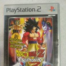 Videojuegos y Consolas: JUEGO PS2, DRAGÓN BALL Z BUDOKAI 3. Lote 257295960