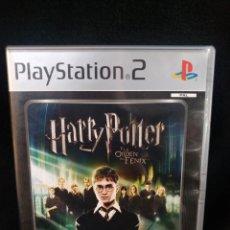 Videojuegos y Consolas: JUEGO PS2, HARRY POTTER Y LA ORDEN DEL FENIX.. Lote 257298370