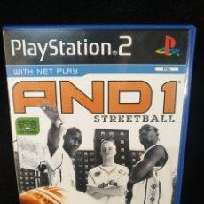 Videojuegos y Consolas: JUEGO PS2 AND1. Lote 257299460